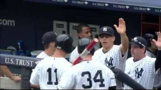 Gardner, Tanaka lead Yanks past A