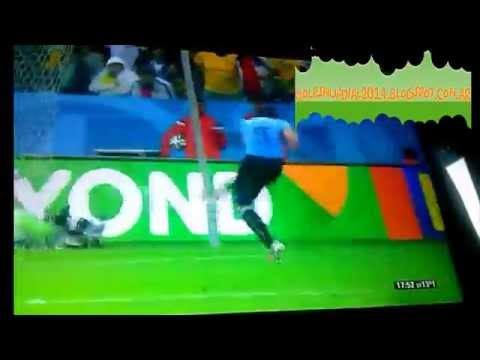 Uruguay 2 vs 1 Ingland inglaterra - Luis Suarez 2 Golasos HD 19/06/2014 Mundial Brasil