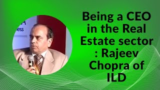 Being a CEO in the Real Estate sector