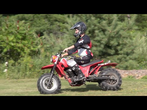 PowerCat 200x First ride and POV