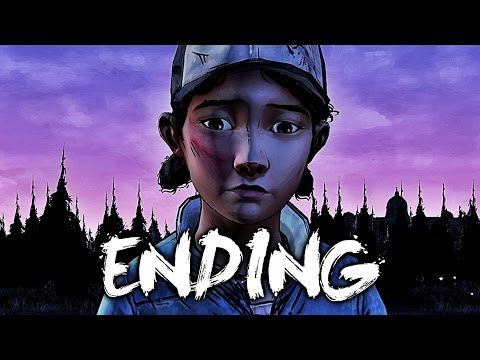 The Walking Dead Season 2 Episode 4 Gameplay Walkthrough Part 5 - Ending
