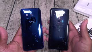 HTC U12+ Unboxing And First Impressions