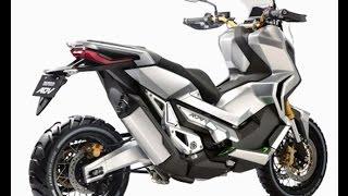 Motor Matic Honda Adventure 750 Cc For 2017
