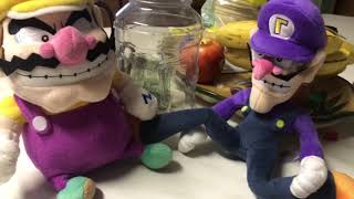 Captain Toad: Wario and Waluigi's Scam