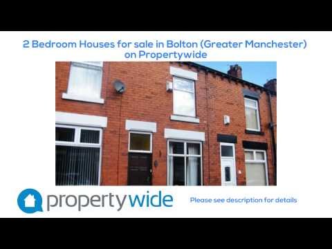 2 Bedroom Houses for sale in Bolton (Greater Manchester) on Propertywide