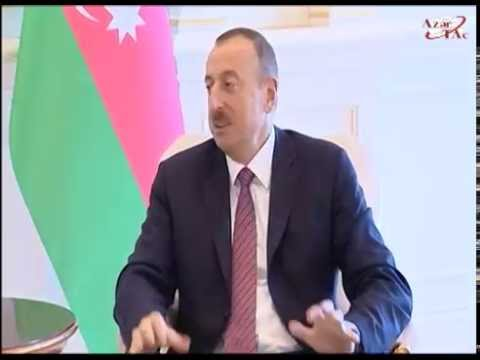 President Ilham Aliyev and President of Bulgaria Rosen Plevneliev held a one-on-one meeting