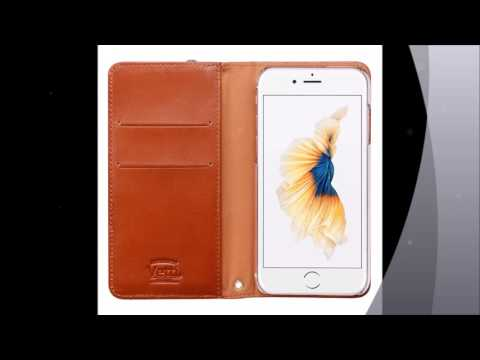 Vetti Craft Genuine Leather Wallets Book with Coin Case for Apple iPhone 6s plus/ 6 Plus