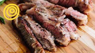 How to Cook Perfect Steak without a Grill