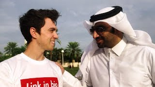 SPEAKING ARABIC WITH A QATARI [Full Video, Uncut]