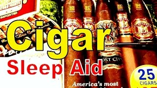 Cigar Catalog - Sleep Aid