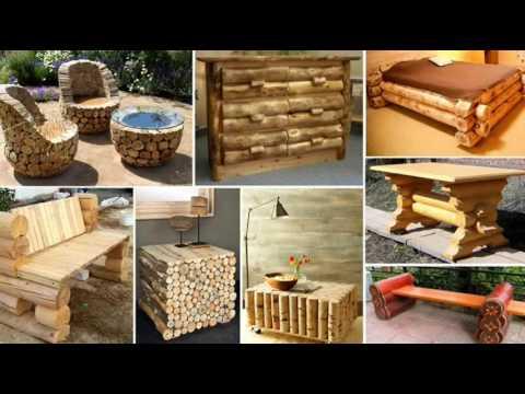 Топ 10 Мебель для сада и дачи своими руками