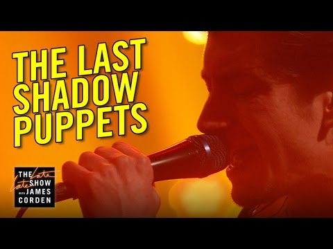 The Last Shadow Puppets: Miracle Aligner