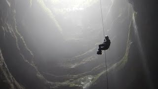 Best Extreme Caving Video Moments on YouTube 2014