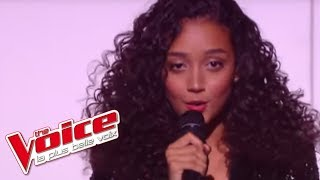 Franck Sinatra - New York, New York |  Lucie | The Voice France 2017 | Finale