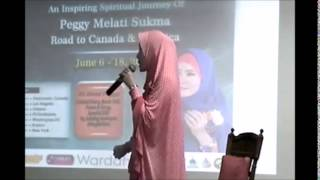 An Inspiring Spiritual Journey of Peggy Melati Sukma - Los Angeles California
