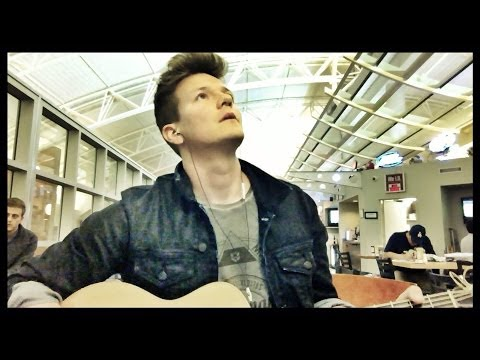 Say Something - A Great Big World & Christina Aguilera (Tyler Ward Acoustic Cover) - I'm Giving Up
