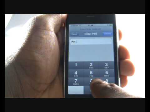 Bluetooth Setup Tutorial | Apple iPhone 3G | The Human Manual