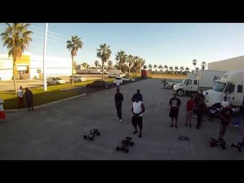 Gizmobuilt Rc Drag Racing Filmed With Drome Hpi Baja Blade 350qx Traxxas Jato Revo Brushless
