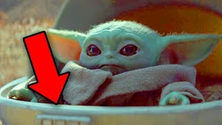 MANDALORIAN Chapter 2 Breakdown! Baby Yoda Theories & Star Wars Easter Eggs!