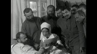 Russiske krigsfanger til Danmark i 1917