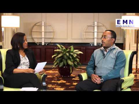 Interview with Ethiopian Communication Affairs Minister Redwan Hussien