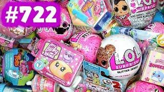 Random Blind Bag Box #722 - LOL Surprise, Trolls, Squeezamals, Num Noms, Shopkins