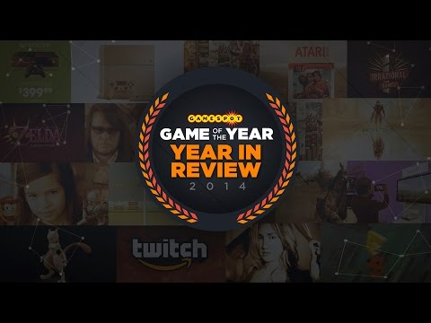 The 2014 Video Game Year in Review