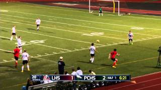 Pine Creek vs Liberty boys soccer full broadcast