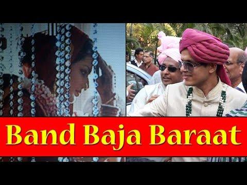 Band Baja Baraat for Drashti Dhami and Neeraj Khemka