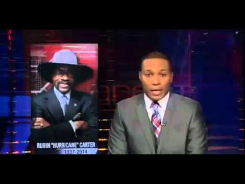 Boxer Rubin 'Hurricane' Carter Dies At 76 Denzel Washington Portrayed boxer dead