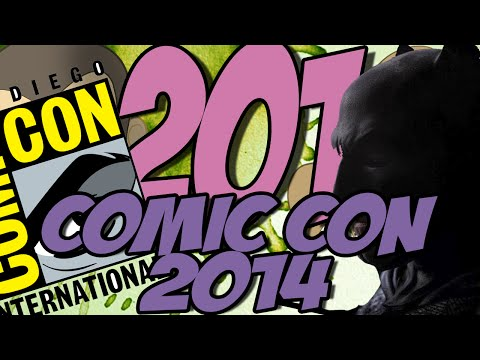 COMIC CON 2014: Sinsajo y el Hobbit entre otros muchos trailers