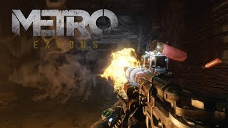 Metro Exodus - All Guns Shown (Including all upgrades)