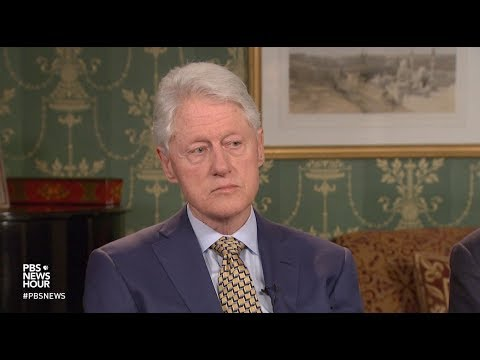 Bill Clinton says America should be rooting for Trump's success on North Korea