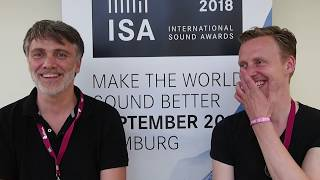 ISA2018 Session Interview: Hyundai Olympic Pavilion