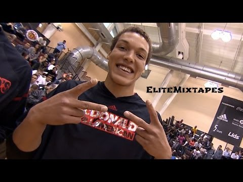 Is Aaron Gordon the NEXT Blake Griffin?? Official 2013 EliteMixtape