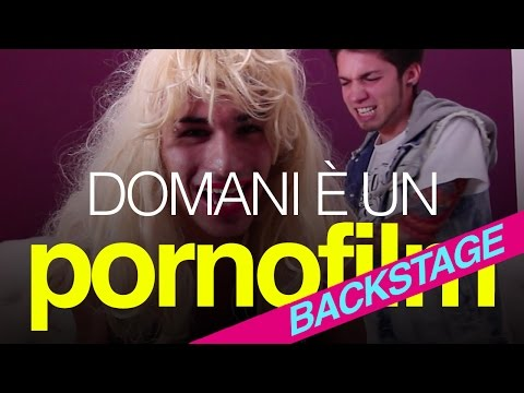 Dear Jack - Domani è Un Porno Film - Backstage video