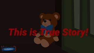 Don't buy teddy toy- Scary story!