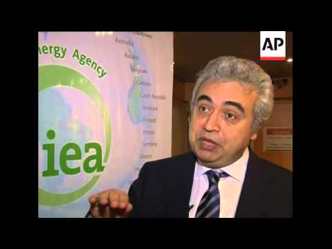 Energy agency economist warns of cost of delaying deal