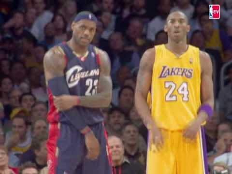 Kobe and LeBron: Mutual Respect
