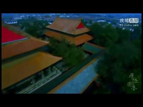 Chinese City : birds' eye view of Qufu, China 《飞越齐鲁2012——航拍曲阜·济宁》