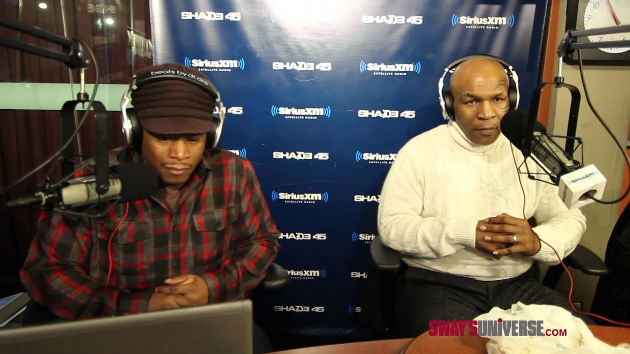 Ask mike tyson on sway in the morning youtube