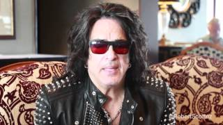 Paul Stanley talks longevity, working with Gene Simmons and retirement.