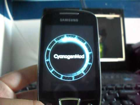 Tutorial - Como instalar rom CyanogenMod 10 no Galaxy Mini Android 4.1.2