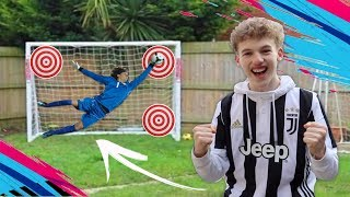 FIFA 19 IN REAL LIFE FOOTBALL CHALLENGE!!
