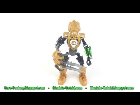 LEGO Hero Factory review: Rocka 3.0
