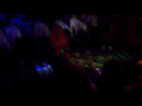 halloween party show in hibou club, La ceiba , Honduras 2009