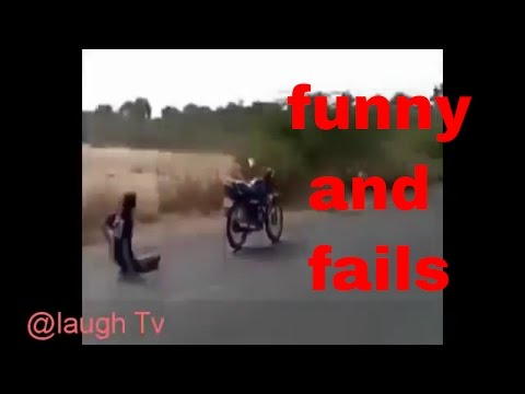 Whatsapp Funny Videos 2016   Best Indian Funny Viral Videos   Try Not To Laugh   YouTube 360p