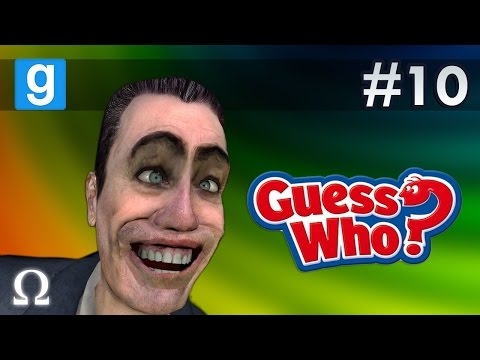 DID SOMEBODY SAY FREE BREADSTICKS?! | Guess Who #10 Funny Moments
