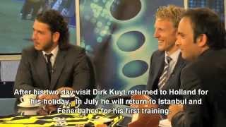 FBTV'deki röportajım. /// Herr Kaya @ SantiMaximTV