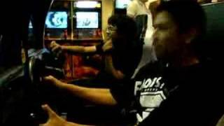 Steven Matherly And Mark De Mille Race On Initial D